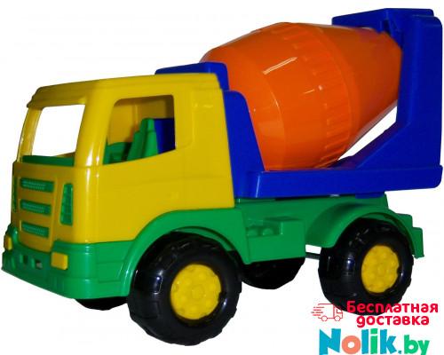 Детская игрушка автомобиль-бетоновоз Мираж арт. 9059. Полесье в Минске