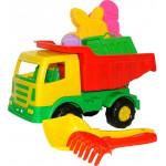 Детская машинка + набор №184 арт. 9073. Полесье
