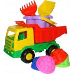 Детская игрушка автомобиль + набор №185 арт. 9080. Полесье