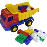 Детская игрушка автомобиль + набор №186: Мираж арт. 9097. Полесье