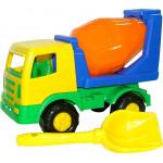 Детская игрушка автомобиль + набор №187: Мираж арт. 9103. Полесье