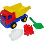 Детская игрушка автомобиль + набор №369 арт. 36520. Полесье