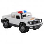 Детская игрушка автомобиль-пикап патрульный Защитник арт. 63588. Полесье