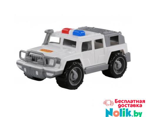 Детская игрушка автомобиль-джип патрульный Защитник арт. 63595. Полесье в Минске