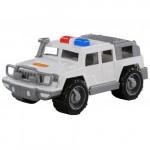 Детская игрушка автомобиль-джип патрульный Защитник арт. 63595. Полесье
