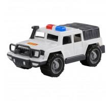 Детская машинка-джип патрульный Защитник №1 арт. 63601. Полесье