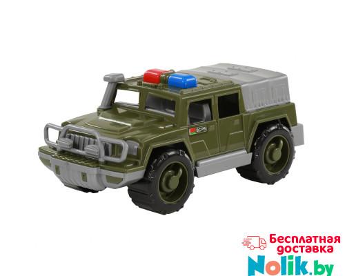 Детская игрушка автомобиль-джип военный патрульный Защитник №1 арт. 63724. Полесье в Минске