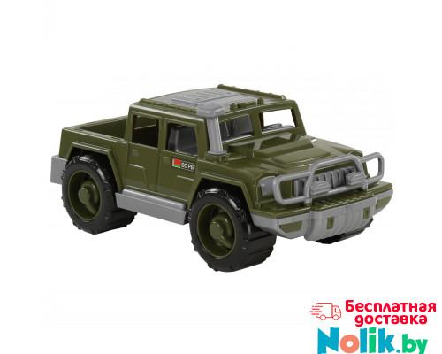 Детская игрушка автомобиль-пикап военный Защитник арт. 63809. Полесье в Минске