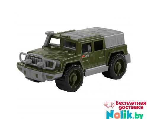 Детская игрушка автомобиль-джип военный Защитник №1 арт. 63908. Полесье в Минске