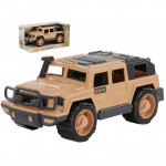 Детская игрушка автомобиль-джип Защитник-Сафари (в коробке) арт. 68903. Полесье