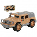 Детская игрушка автомобиль-джип Защитник-Сафари (в коробке) арт. 68958. Полесье
