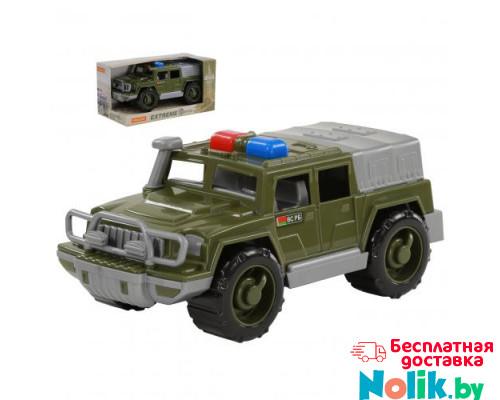Детская игрушка автомобиль-джип военный патрульный Защитник №1 (в коробке) арт. 69337. Полесье в Минске