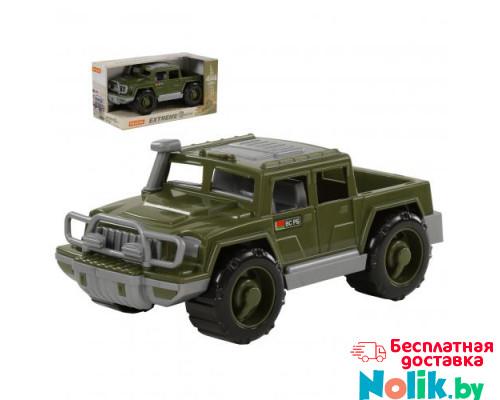 Детская игрушка автомобиль-пикап военный Защитник (в коробке) арт. 69412. Полесье в Минске