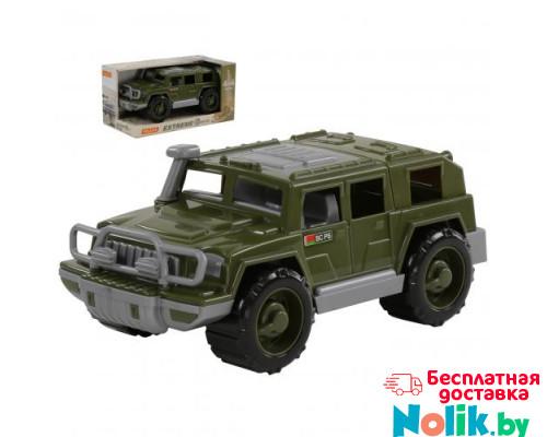 Детская игрушка автомобиль-джип военный Защитник (в коробке) арт. 69467. Полесье в Минске