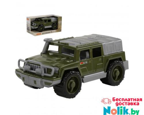 Детская игрушка автомобиль-джип военный Защитник №1 (в коробке) арт. 69511. Полесье в Минске