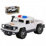 Детская игрушка автомобиль-пикап патрульный Защитник (в коробке) арт. 69191. Полесье