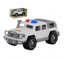 Детская машинка-джип патрульный Защитник (в коробке) арт. 69207. Полесье