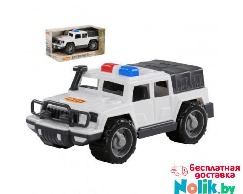 Детская игрушка автомобиль-джип патрульный Защитник №1 (в коробке) арт. 69214. Полесье в Минске