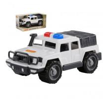 Детская игрушка автомобиль-джип патрульный Защитник №1 (в коробке) арт. 69214. Полесье