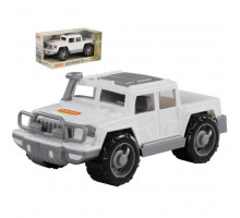Детская игрушка автомобиль-пикап Защитник (в коробке) арт. 69375. Полесье