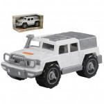 Детская игрушка автомобиль-джип Защитник №1 (в коробке) арт. 69399. Полесье