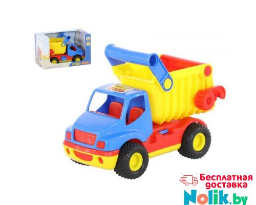 Детская игрушка автомобиль-самосвал (в коробке) КонсТрак арт. 37671. Полесье в Минске