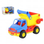 Детская игрушка автомобиль-самосвал (в коробке) КонсТрак арт. 37671. Полесье
