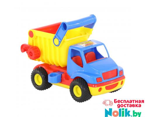 Детская игрушка автомобиль-самосвал (в сеточке) КонсТрак арт. 9654. Полесье в Минске