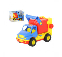 Детская игрушка автомобиль коммунальный, мусоровоз (в коробке) КонсТрак арт. 37688. Полесье