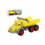 Детская игрушка  трёхосный автомобиль-самосвал (в коробке) КонсТрак арт. 37725. Полесье