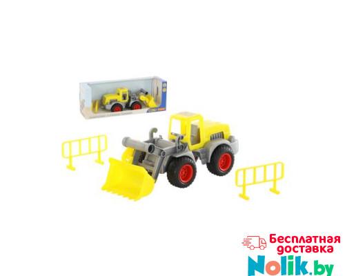 Детская игрушка  трактор-погрузчик (в коробке) КонсТрак арт. 37732. Полесье в Минске