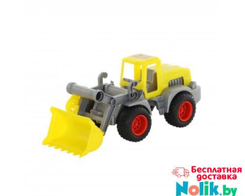 Детская игрушка  трактор-погрузчик (в сеточке) КонсТрак арт. 44884. Полесье в Минске
