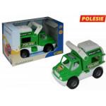 Детская игрушка автомобиль (в коробке) КонсТрак - полиция арт. 41906. Полесье