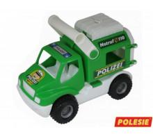 Детская игрушка автомобиль (в сеточке) КонсТрак - полиция арт. 0469. Полесье