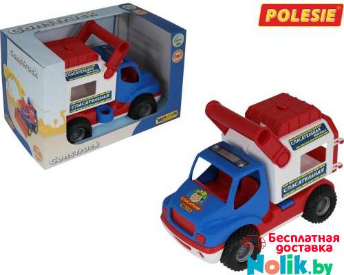 Автомобиль Полесье (в коробке) КонсТрак - спасательная команда арт. 41937 в Минске