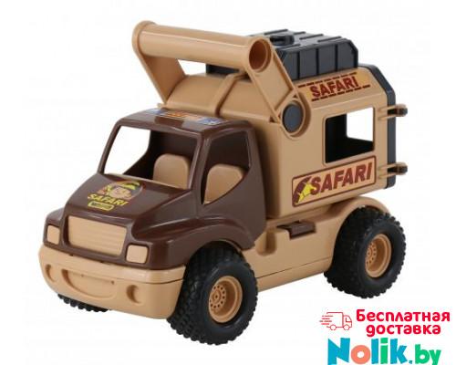 Детская игрушка автомобиль (в сеточке) КонсТрак - сафари арт. 41876. Полесье в Минске