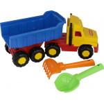 Детская игрушка автомобиль + набор №67 арт. 4192. Полесье