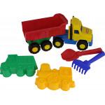 Детская игрушка автомобиль + набор №68 арт. 4215. Полесье