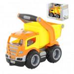 Детская игрушка автомобиль-самосвал (в коробке) ГрипТрак арт. 37428. Полесье