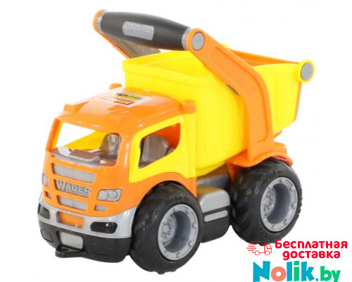 Детская игрушка автомобиль-самосвал (в сеточке) ГрипТрак арт. 6240. Полесье в Минске
