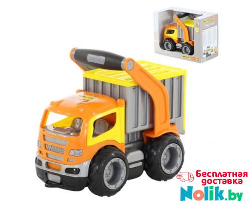 Детская игрушка автомобиль-контейнеровоз (в коробке) ГрипТрак арт. 37435. Полесье в Минске