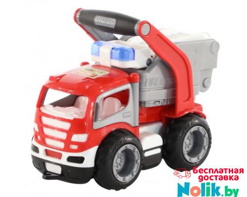 Детская игрушка автомобиль пожарный (в сеточке) ГрипТрак арт. 0872. Полесье в Минске