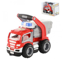 Детская игрушка автомобиль пожарный (в коробке) ГрипТрак арт. 37442. Полесье