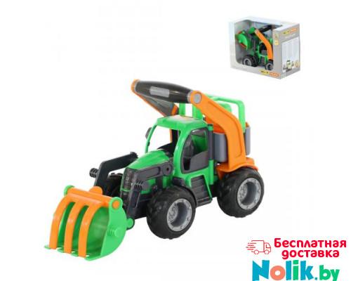 Детская игрушка  трактор-погрузчик (в коробке) ГрипТрак арт. 37367. Полесье в Минске