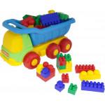Детская игрушка автомобиль + набор №126 арт. 1664. Полесье