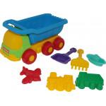Детская игрушка автомобиль + набор №259 арт. 35073. Полесье