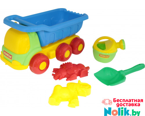 Детская игрушка автомобиль + набор №366 арт. 36490. Полесье в Минске