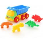 Детская игрушка автомобиль + набор №574 арт. 57860. Полесье