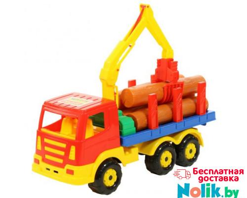 Детская игрушка автомобиль-лесовоз Престиж арт. 44198. Полесье в Минске