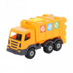 Детская игрушка автомобиль коммунальный, мусоровоз Престиж арт. 71743. Полесье
